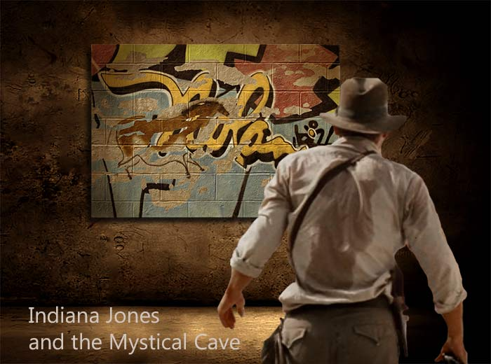 Indiana Jones and the Mystical Cave