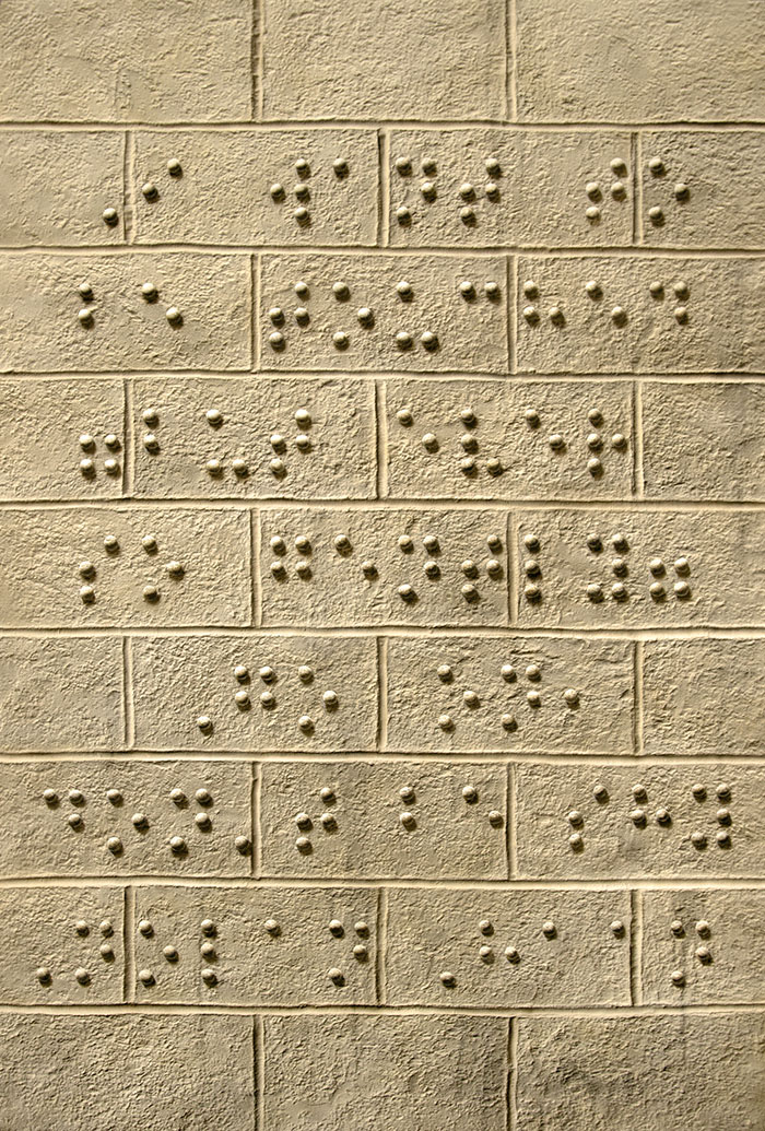 Braille by Nolan Haan